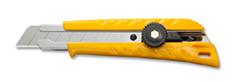 折る刃式カッターナイフ
