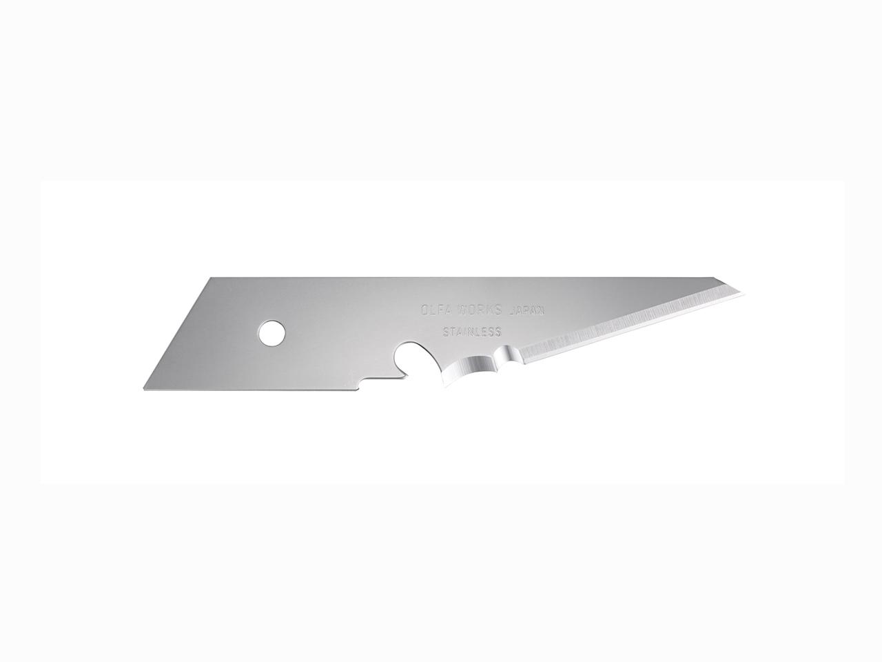 ブッシュクラフトナイフ替刃 BK1